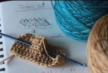 Crochet Patterns and Tutorials / Free and paid for crochet patterns and Tutorials! / by Benjamin Krudwig Fiber Arts and Design