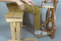 Spinning Tutorials / Spinning Tutorials Written by me for Schacht Spindle Company / by Benjamin Krudwig Fiber Arts and Design
