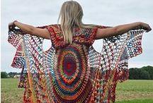 Crochet fashion / by Barbara Schodowski