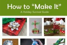 Holiday Hostess Tips & Recipes / Whether you're hosting a holiday dinner for the first time, or if you're getting ready to pass the torch, we have a few tips and delicious recipes to help you make this holiday adventure a huge success! ;-) Happy Hosting!