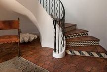 Casa Azul de Tijuana - El Primer Piso - Downstairs / by Cristin Smith