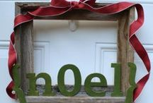 Holiday Home Decor / Decorate your home for the holidays with tips, tricks and DIY projects from Glue Dots!
