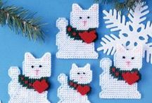 Christmas ornament DIY's / by Barbara Schodowski