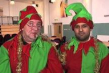 Tinsel TV - Live via the Santallite / Santa and his elves, along with a cast of characters are launching their own TV station to help keep people safe over Christmas. They have launched their own Santallite and will be 'broadcasting' on the Greater Manchester Police website throughout December. 'Tune in' everyday for crime reduction and security tips and more…all delivered by Santa and his team. To find out more about Greater Manchester Police please visit our website. www.gmp.police.uk #gmpchristmas