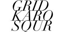 GRID   KARO   SQUARE / all about the grid pattern