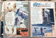 Scrapbooking, Journaling, Handmade Cards / scrapbook pages, layout sketches, supplies I love, journaling ideas and examples, handmade card ideas / by Jamie Oliver {Walking In High Cotton}