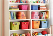 Rooms for the Crew / Ideas for decorating and organizing bedrooms, play spaces, and bathrooms for children. Boys rooms, girls rooms, playrooms, art spaces, bunk beds, toy storage, organizing ideas, and other stuff I need to think about upstairs... / by Jamie Oliver {Walking In High Cotton}