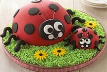 Ladybug party / Ideas for a cute ladybug themed birthday party.