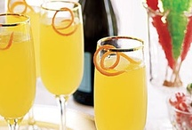 New Year's Eve / Drinks, recipes and New Year's Eve party inspiration.