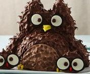 Owl party / Ideas for a sweet owl themed birthday party.