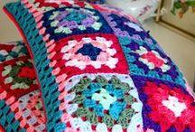 Gorgeous granny squares
