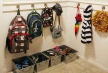 Laundry & Mudroom / Decorating, organizing, and homemade laundry helps! / by Jamie Oliver {Walking In High Cotton}