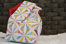 {DIY} Quilting / by Emily Rosenthal