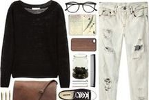 Polyvore / Inspiration for daily outfits. Follow me on Polyvore @jyfashion