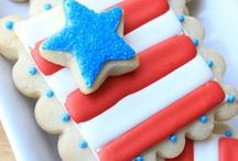 Fourth of July / Ideas for an Independence Day celebration.