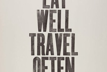 The Travel Yogi Inspiration / Places, phrases and people that inspire us.