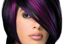 My style of Hair