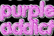 It's a PURPLE world!!