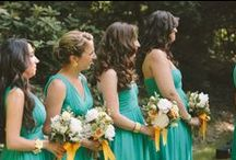 the wedding party / by lydia austin