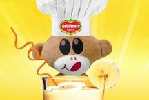 Monte the Monkey / by Del Monte Fresh Produce