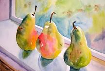Watercolor Paintings / Watercolor paintings...my passion / by Diana Zinn