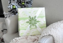Handmade Christmas gifts / Ideas for stylish handmade Christmas gifts and gift wrapping.