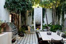 Garden & outdoor design