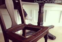 Furniture Refinishing / by Toni @SawdustOnMyBoot