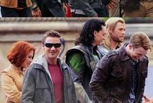 Avengers Assemble /