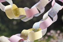 Party decorations / Fabulous DIY party decorations