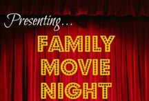 Family Movie Night / movie ideas, fun family ideas, recipes, crafts, fun theme nights...ways to make family movie night even more fun! / by Jamie Oliver {Walking In High Cotton}