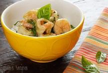 This weeks dinners / Food pins to make this week / by Krissi Gabriel