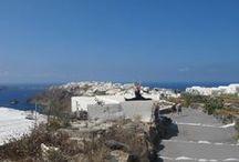 On Retreat: Santorini