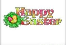 Easter/Spring Clipart / by Elaine Mellody