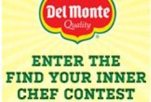 Find Your Inner Chef Contest / by Del Monte Fresh Produce