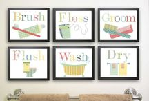 Kids' bathroom / by Kristie Martin