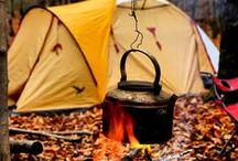 Camping / by Christi Bender