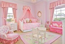 Girls' room / by Kristie Martin