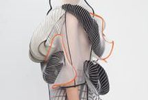Fabric manipulation / Fancy folds, pleats and origami