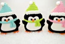 Penguin party / Ideas for a cute penguin themed birthday party.