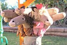 Cowgirl party / Inspiration for a cute western theme birthday party for a girl.