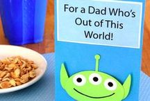 Cosmically Cool Crafts for Dad