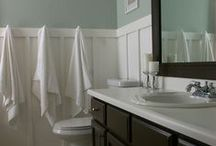 Baths and Beyond / The bathroom - truly the most important room in the house.  / by Jay Brown