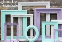 Baby girl room options / Figuring out the new room / by Krissi Gabriel