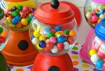 Gumball Party / Ideas for a fun gumball theme birthday party