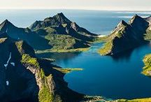 Places to see... Norway
