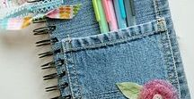 Upcycling / Inspiring upcycling craft projects.