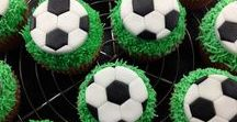 Soccer party / Inspiration and ideas for a soccer party.