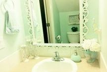 Bathroom / by Debra Kelly Myers