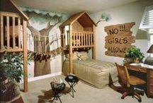 Kids Bedroom / by Debra Kelly Myers
